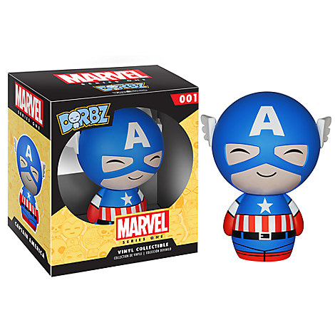 Captain America Dorbz Vinyl Figure by Funko