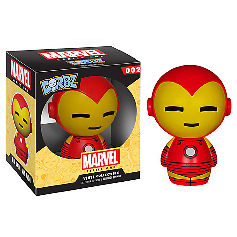 Iron Man Dorbz Vinyl Figure by Funko