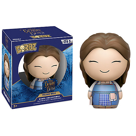 Belle Dorbz Vinyl Figure by Funko - Beauty and the Beast - Live Action Film - Village Dress / Chase