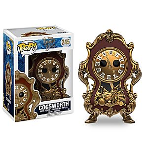 Cogsworth Pop! Vinyl Figure by Funko - Beauty and the Beast - Live Action Film