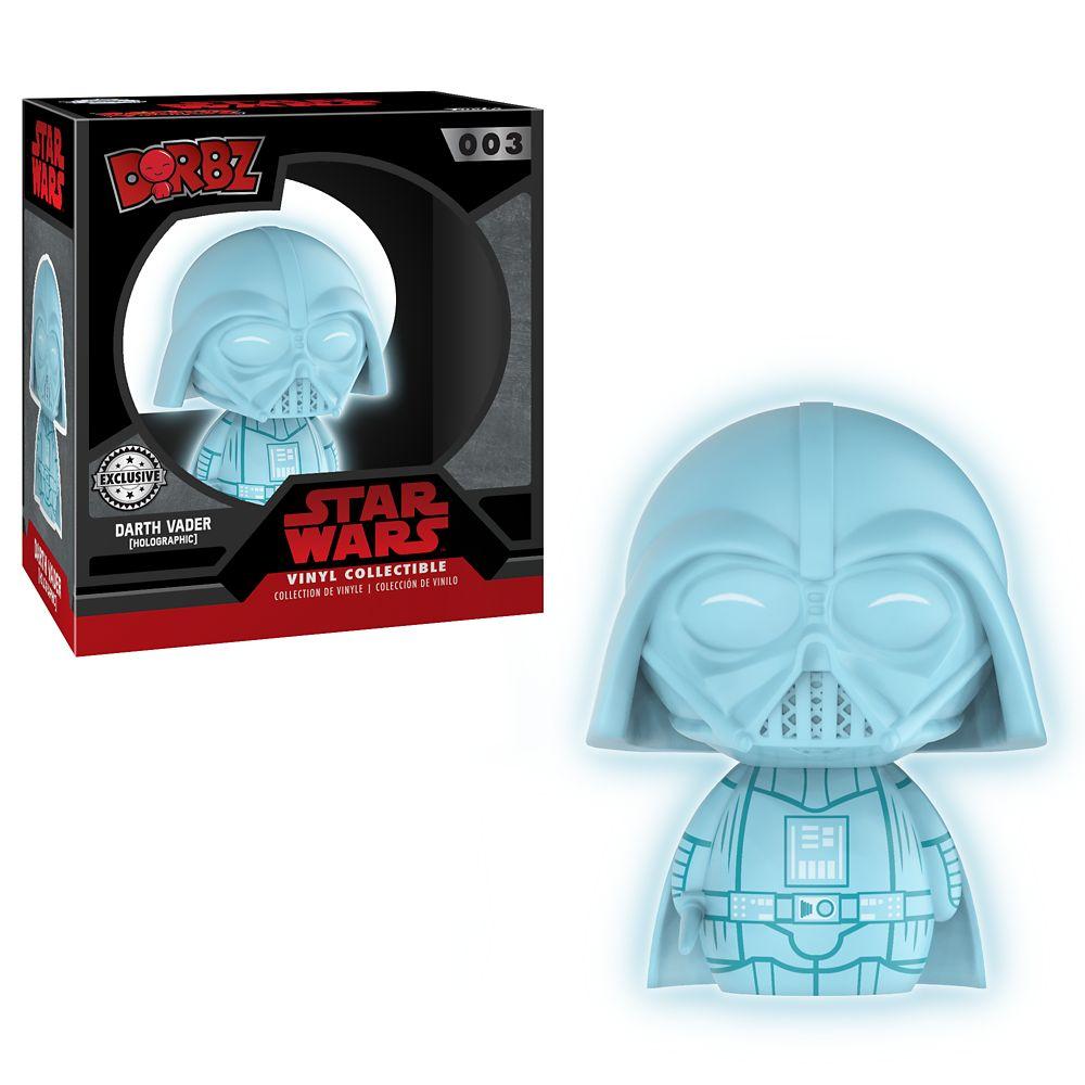 Darth Vader ''Holographic'' Dorbz Vinyl Figure by Funko