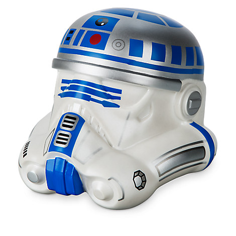 R2-D2 Helmet - Special Edition Vinyl Figure - Star Wars Legion - 6''