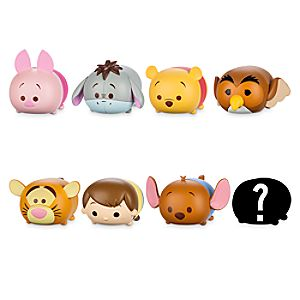 Winnie the Pooh Tsum Tsum Series 1 Vinyl Figure - Mini