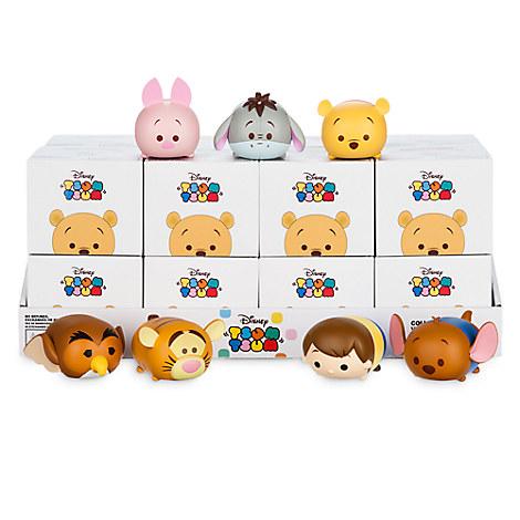 Winnie the Pooh ''Tsum Tsum'' Series 1 Vinyl Figure Tray