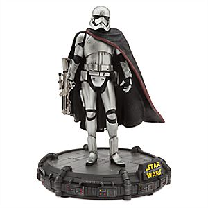 Captain Phasma Figurine - 10'' - Limited Edition - Star Wars: The Force Awakens 6505048300544P
