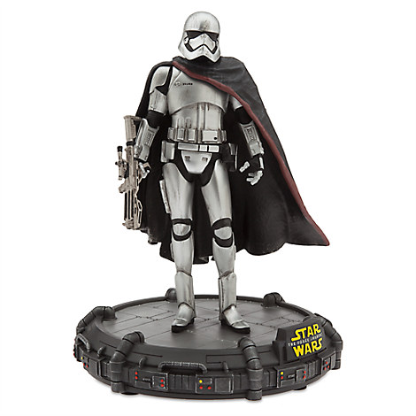 Captain Phasma Figurine - 10'' - Limited Edition - Star Wars: The Force Awakens