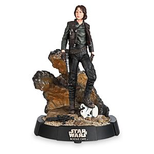 Jyn Erso Figure – Rogue One: A Star Wars Story – Limited Edition
