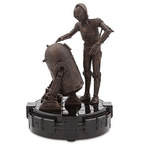 R2-D2 & C-3PO Figurine - Limited Edition - Disney Rewards Exclusive