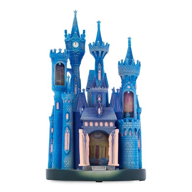 Cinderella Castle Light-Up Figurine – Disney Castle Collection – Limited Release