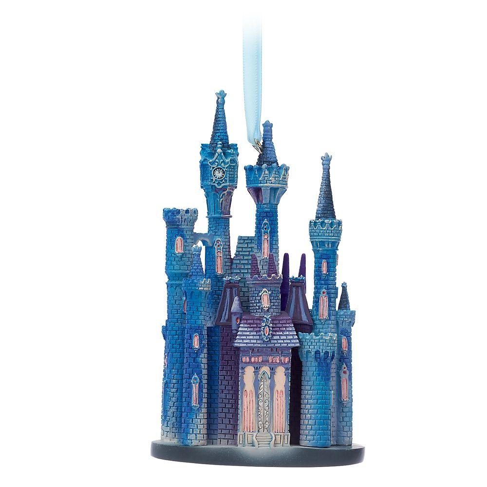 Cinderella Castle Ornament – Disney Castle Collection – Limited Release