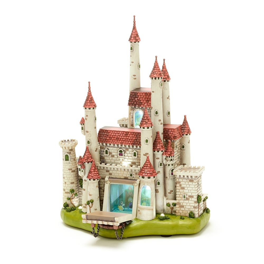 Snow White Castle Light-Up Figurine – Disney Castle Collection – Limited Release