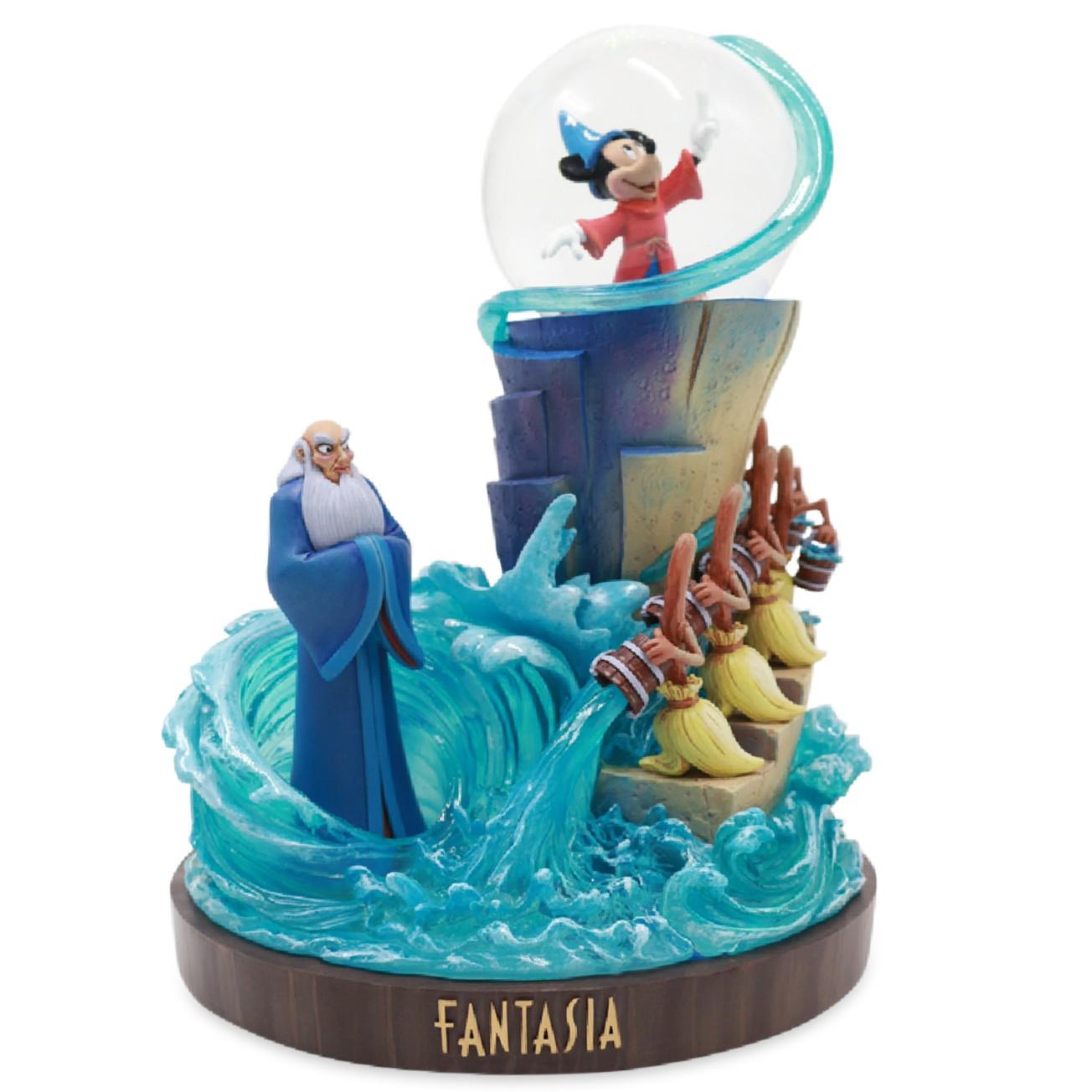 Fantasia 80th Anniversary Figure with Snowglobe