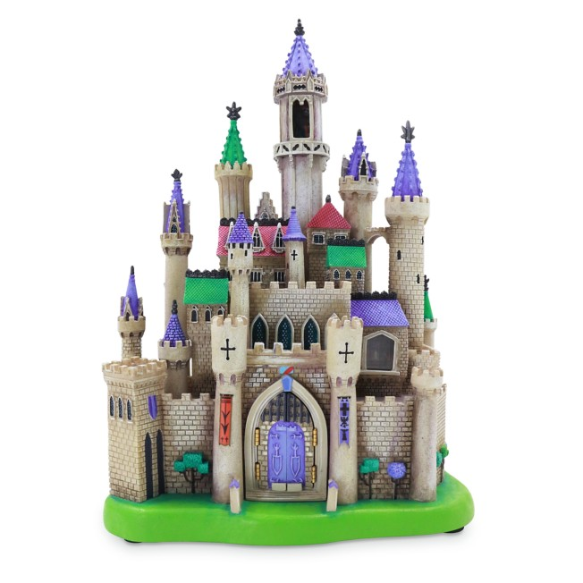 Aurora Castle Light-Up Figurine – Sleeping Beauty – Disney Castle Collection – Limited Release