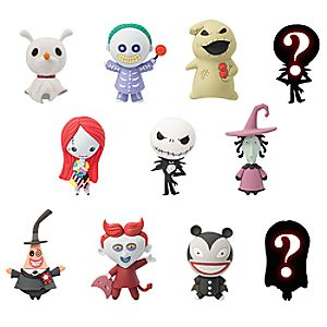 Tim Burton's The Nightmare Before Christmas Figural Keyring