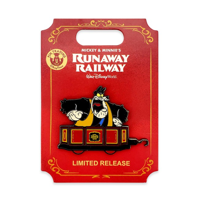 Pete Pin – Mickey & Minnie's Runaway Railway – Limited Release