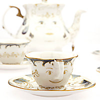 Beauty and the Beast Limited Edition Fine China Tea Set - Live Action Film