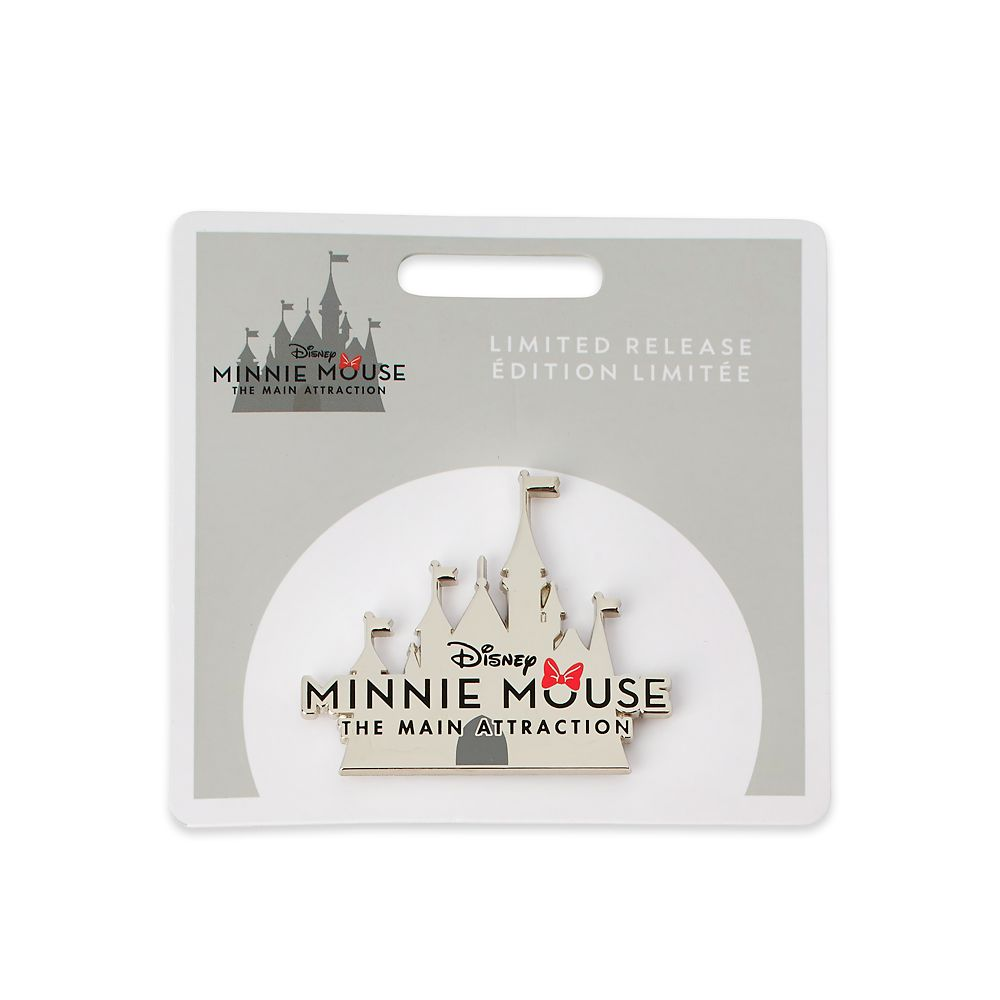 Minnie Mouse: The Main Attraction Pin Collector's Album – Limited Release