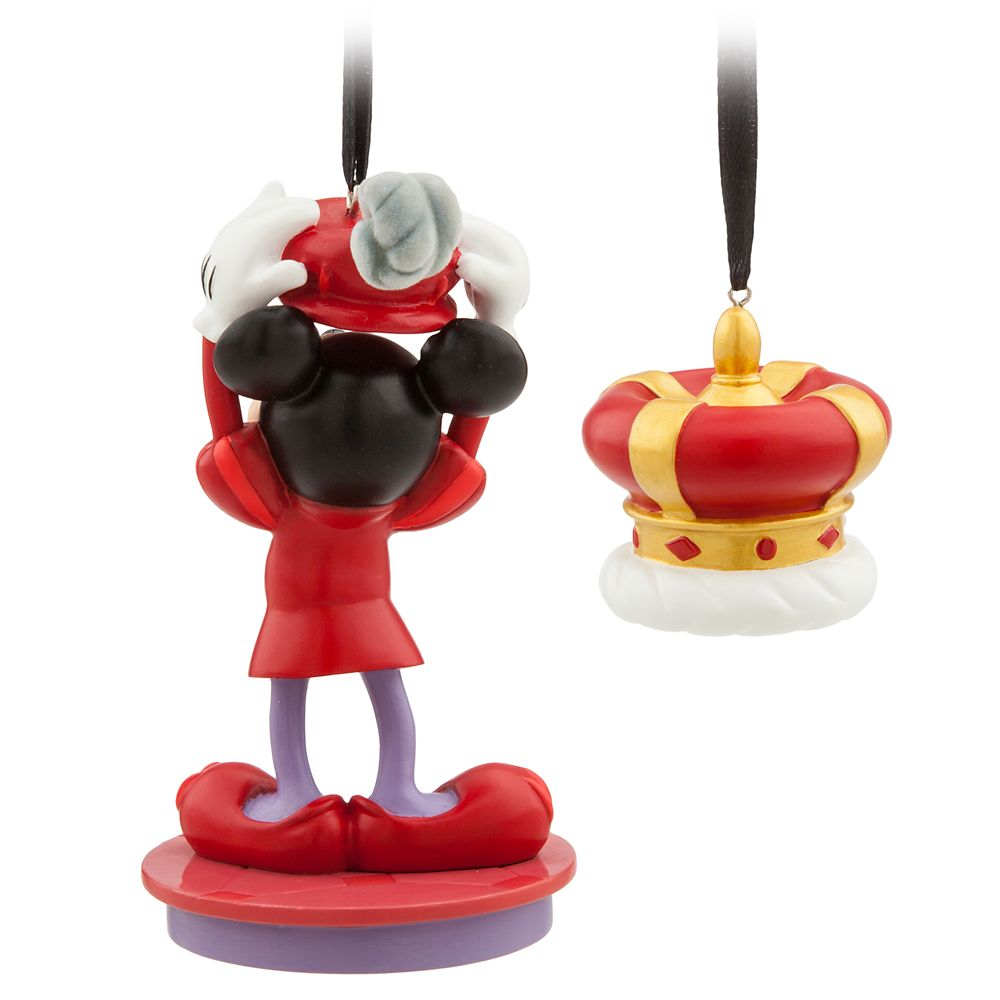 Mickey Mouse Through the Years Sketchbook Ornament Set – The Prince and the Pauper – October – Limited Release