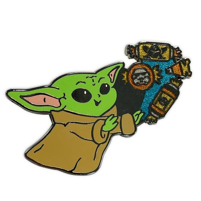 The Child Halloween Pin – Star Wars: The Mandalorian