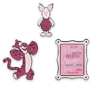 Disney Wisdom Pin Set - Piglet - April - Limited Release