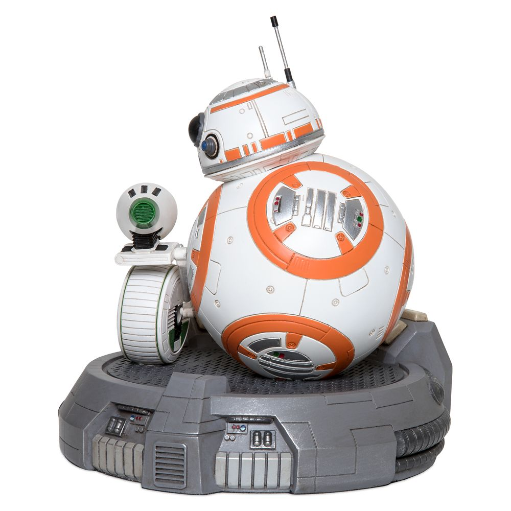 BB-8 and D-O Figurine – Star Wars: The Rise of Skywalker – Limited Edition
