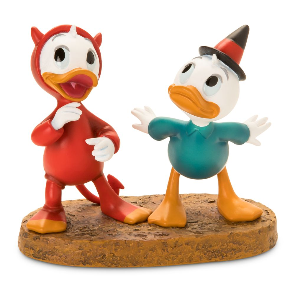Donald Duck Figurine Set – Trick or Treat – Limited Edition