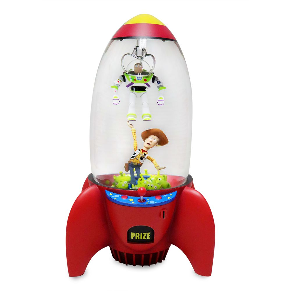 Toy Story 25th Anniversary Light Up Snowglobe – Limited Edition