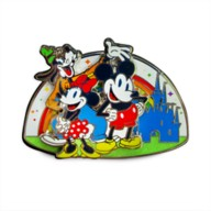 Mickey Mouse and Friends Pin – Rainbow Disney Collection