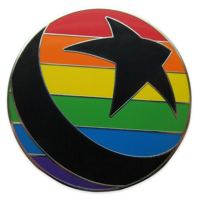 Pixar Ball Pin – Rainbow Pixar Collection