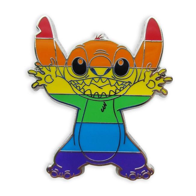 Stitch Pin – Rainbow Disney Collection