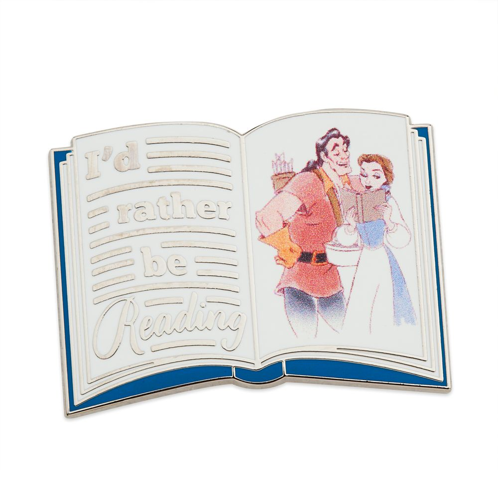 Belle and Gaston Gift Pin – Beauty and the Beast