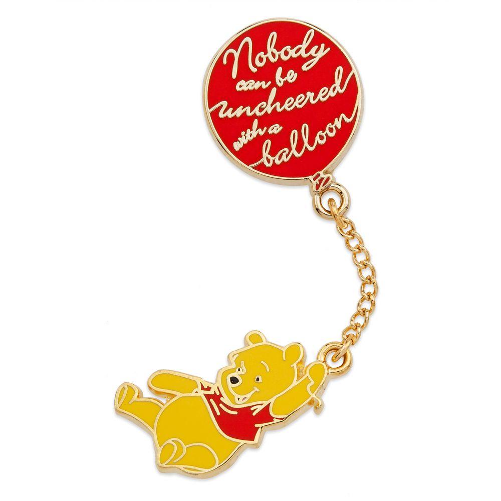 Winnie the Pooh Gift Pin