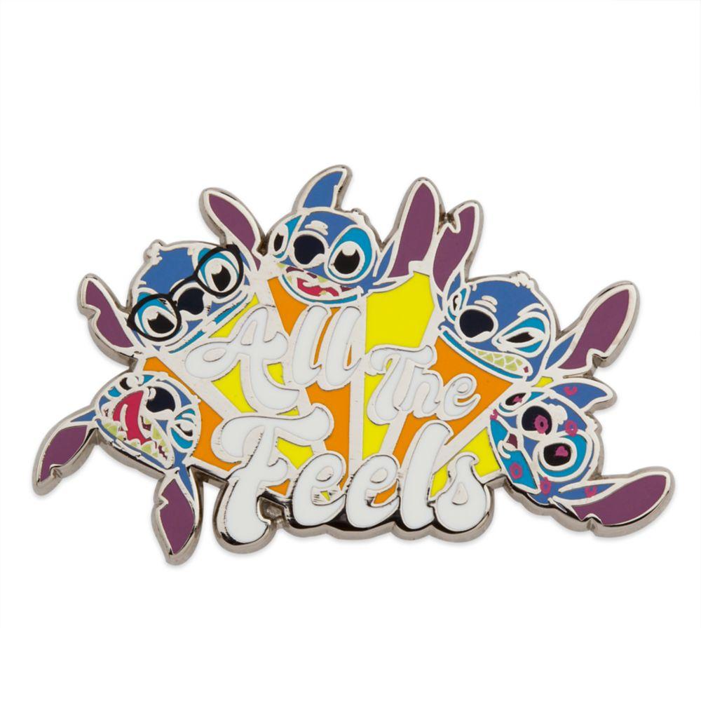 Stitch Gift Pin