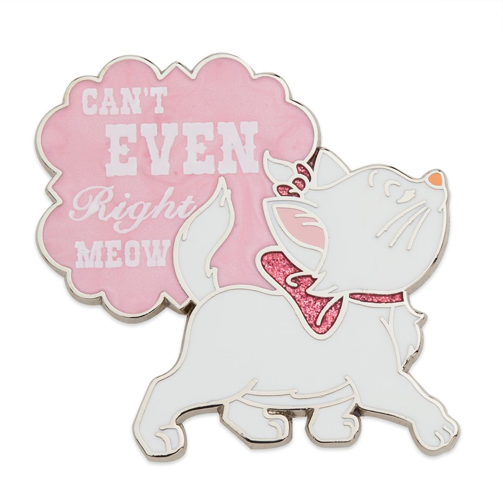 Marie Gift Pin – The Aristocats