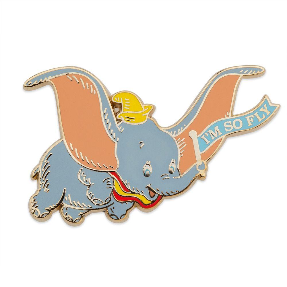 Dumbo Gift Pin