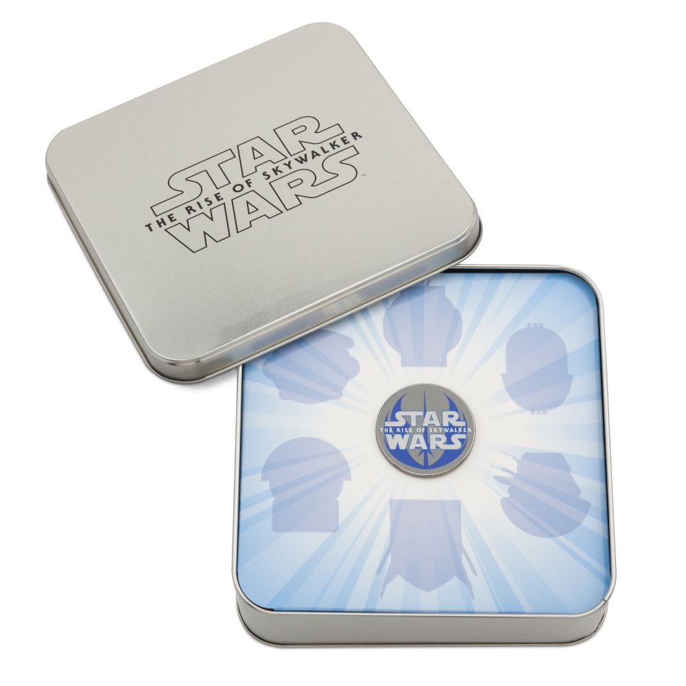 Star Wars: The Rise of Skywalker Limited Edition Pin Collector Tin