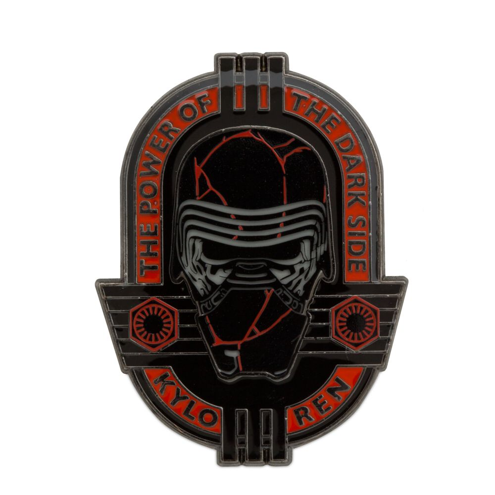 Kylo Ren Pin – Star Wars: The Rise of Skywalker – Limited Edition