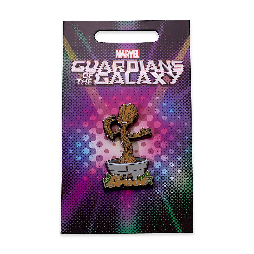 Groot Pin – Guardians of the Galaxy