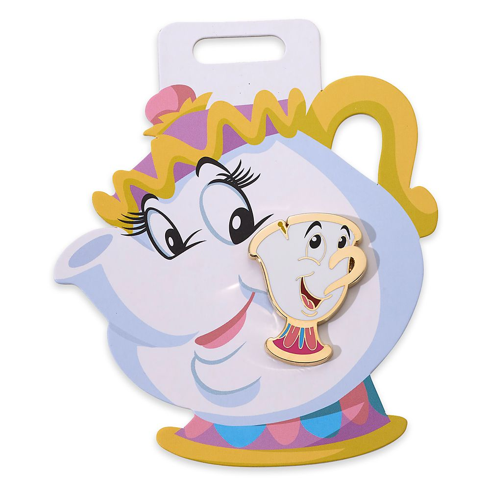 Chip Pin – Beauty and the Beast