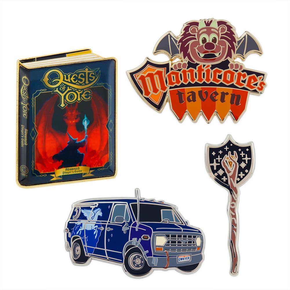 Onward Pin Set – Limited Edition