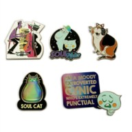 Soul Pin Set – Limited Edition