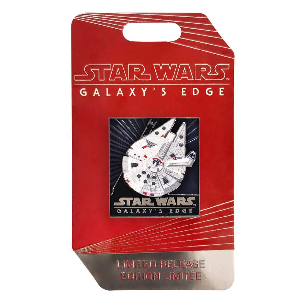 Star Wars: Galaxy's Edge Millennium Falcon Pin – Limited Release