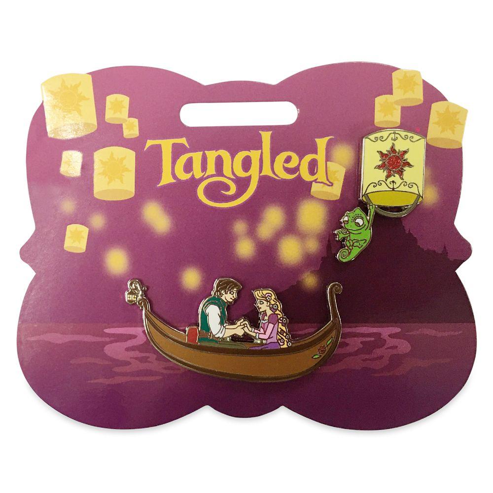 Tangled Flair Pin Set