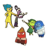 Inside Out Flair Pin Set