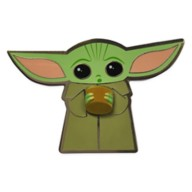 The Child with Cup Pin – Star Wars: The Mandalorian – Limited Release