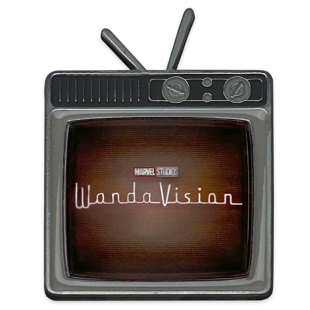 WandaVision Logo Pin – Limited Release