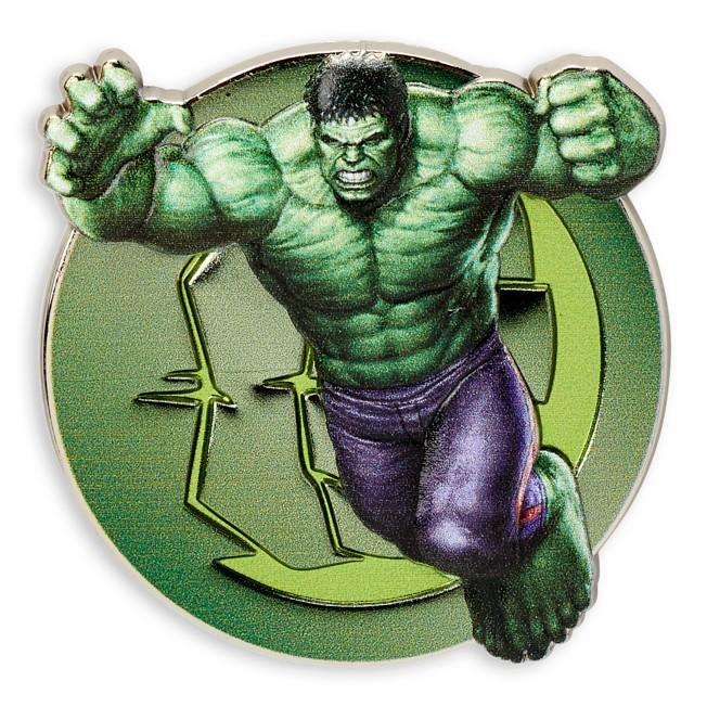 Hulk Pin