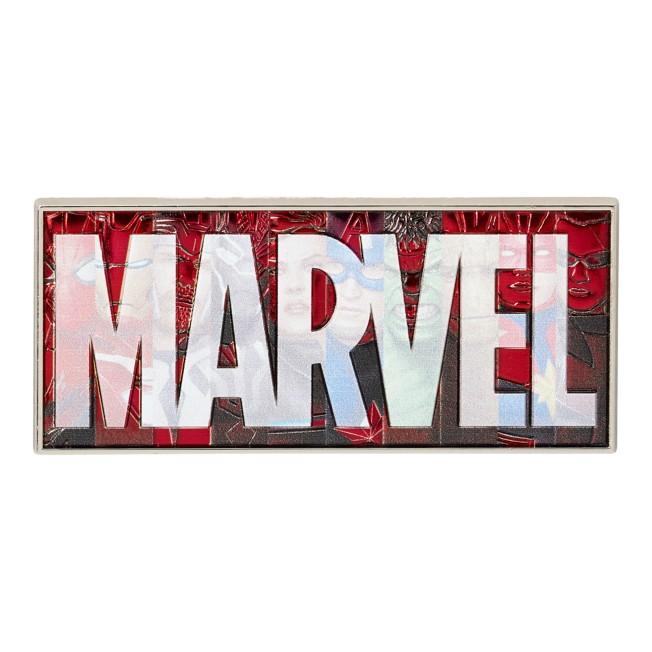 Marvel Logo Pin