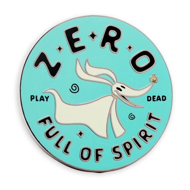Zero Flair Pin – The Nightmare Before Christmas