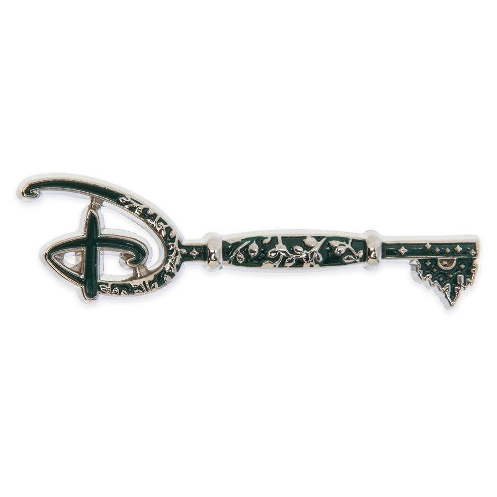 Black Friday Fantasy Pin Disney Store Lock Opening Key Ceremony Blue